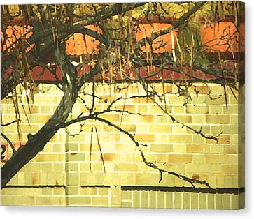 Another Small Joy 4 Canvas Print by Lenore Senior