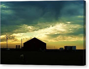 Another Texas Sky Canvas Print