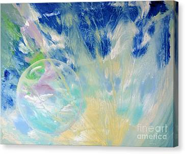 Another World Canvas Print by Valia US