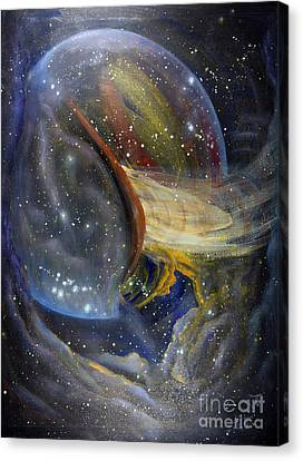 Another World2 Canvas Print by Valia US