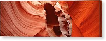 Antelope Slot Canyon, Az Canvas Print by Panoramic Images