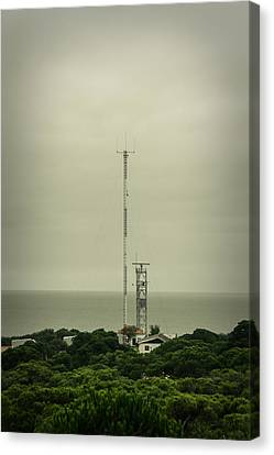 Antenna Canvas Print by Marco Oliveira