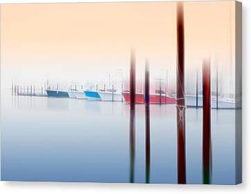 Anticipation - A Tranquil Moments Landscape Canvas Print by Dan Carmichael