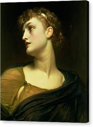 Antigone Canvas Print