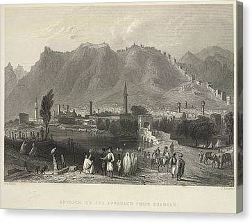 Antioch Canvas Print by British Library