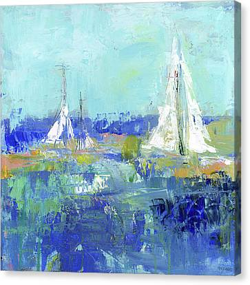 Anything Better Canvas Print by Pamela J. Wingard
