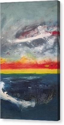 Apex 1 Canvas Print