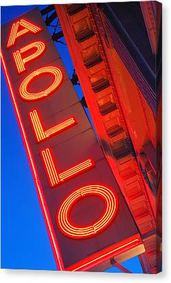 Apollo Nights Canvas Print by James Kirkikis