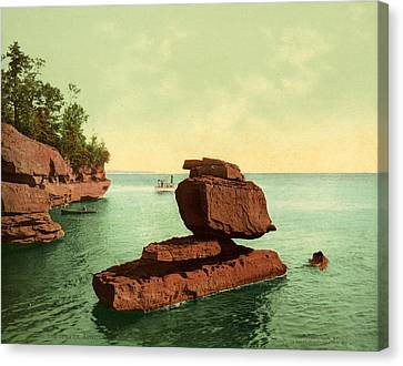 Apostle Islands Sphinx Canvas Print