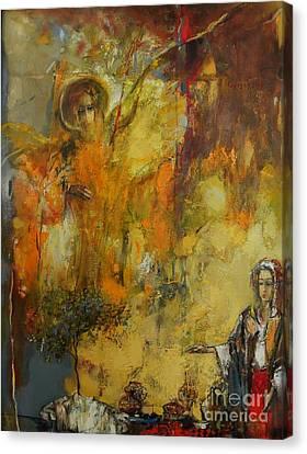 Canvas Print - Appearance  by Grigor Malinov