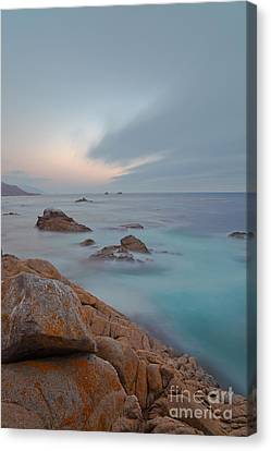 Canvas Print featuring the photograph Approaching Storm by Jonathan Nguyen
