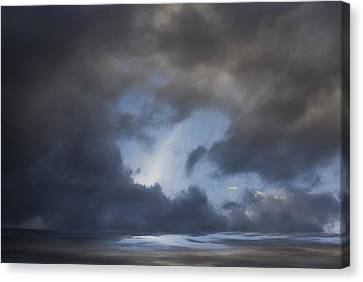 Approaching Storm Canvas Print by Ron Jones
