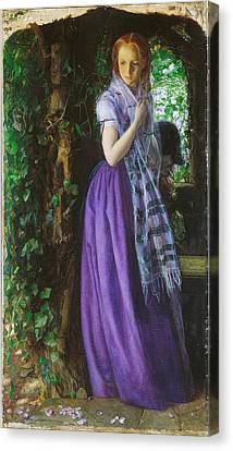 April Love Canvas Print by Philip Ralley