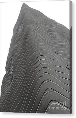 Aqua - 5 Canvas Print by David Bearden