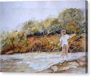 Arapey II Canvas Print
