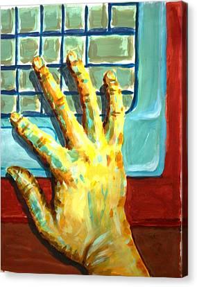Arbitrary Colors Canvas Print