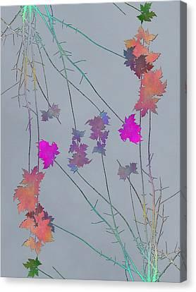 Arbor Autumn Harmony 1 Canvas Print