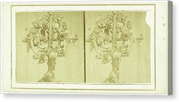 Arbre De La Liberte, France, Anonymous Canvas Print by Artokoloro