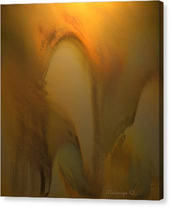 Arch Canvas Print by Ines Garay-Colomba