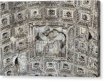 Arch Of Titus  Canvas Print by John Greim