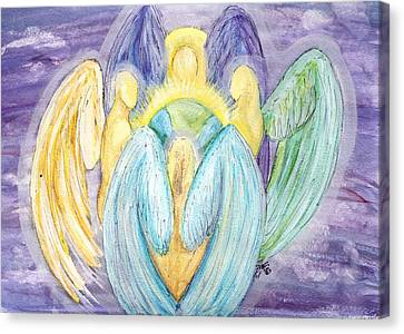 Archangels Canvas Print