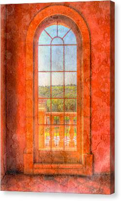 Arched Canvas Print by Heidi Smith