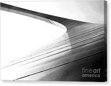 Arching Canvas Print by Shannon Beck-Coatney