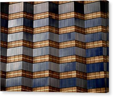 Architecture 2 Canvas Print by Tom Druin