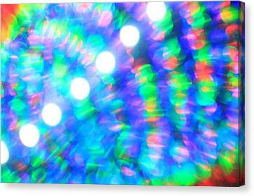 Canvas Print featuring the photograph Are You Experienced  by Dazzle Zazz