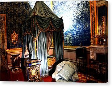 Aristocrats Still Life Canvas Print