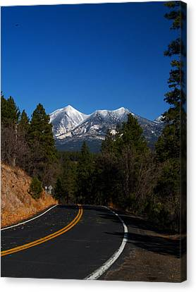 Arizona Country Road  Canvas Print by Joshua House