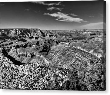 Arizona - Grand Canyon 006 Canvas Print