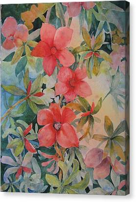 Arizona Reds II Canvas Print