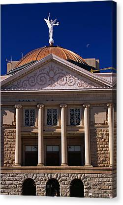 Arizona State Capitol Building Phoenix Canvas Print by Panoramic Images