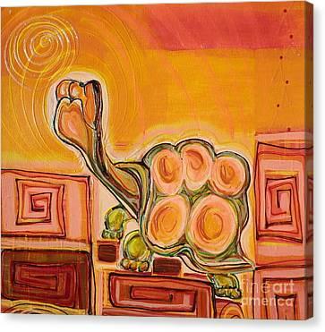 Arizona Turtle Canvas Print