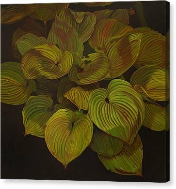 Arkansas Green Canvas Print by Thu Nguyen
