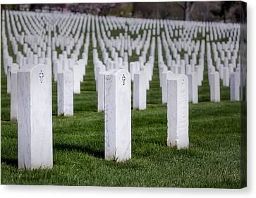 Arlington National Cemeterey Canvas Print