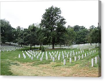 Arlington National Cemetery - 01137 Canvas Print