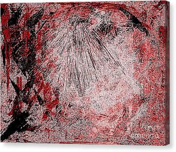 Armageddon Five Canvas Print by Richard W Linford