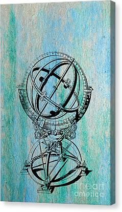 Armilla Canvas Print by R Kyllo