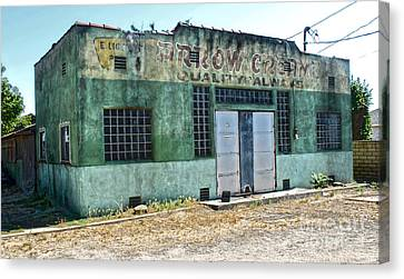Arrow Creamery - Chino Ca - 02 Canvas Print by Gregory Dyer