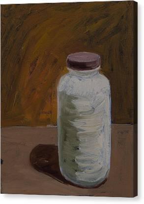 Art Materials Canvas Print by Jeff Levitch