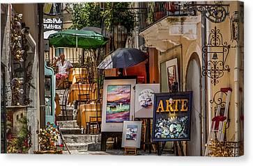 Arte For Sale Gozo Canvas Print