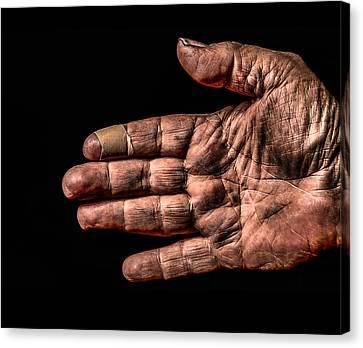 Arthritis  Canvas Print by Ray Congrove