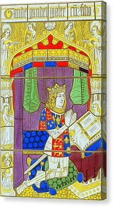 Arthur - Prince Of Wales Canvas Print