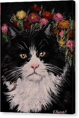 Artie Canvas Print