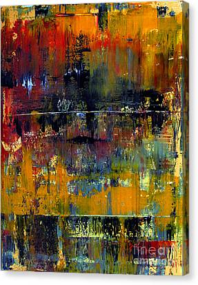 Artifact 27 Canvas Print by Charlie Spear