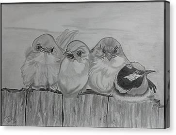 Artistic Canvas Print by Tony Clark