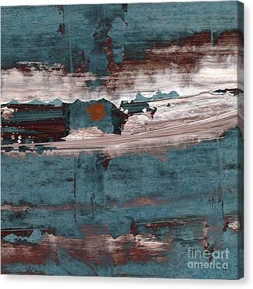 artotem I Canvas Print by Paul Davenport