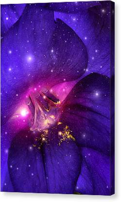 Canvas Print - As Above So Below by Ron Morecraft